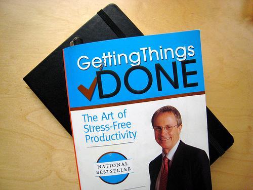libro gtd1 Desarrollo Personal: Productividad Sin Estrés
