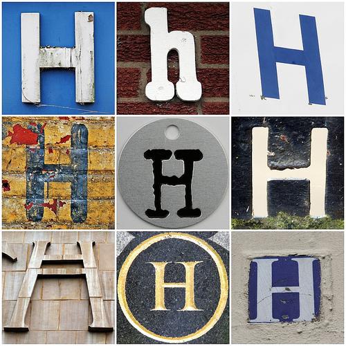 letras hache Desarrollo Organizacional: ¿Cómo y por Quién se ejerce la Función de Recursos Humanos?