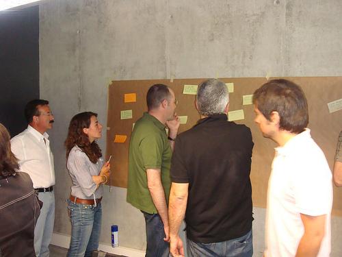 artesanos trabajando Desarrollo Organizacional: Reflexiones Artesanas sobre [no] Formación 2.0