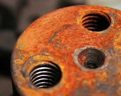 tres agujeros oxidados 3 Mejoras Necesarias en Recursos Humanos