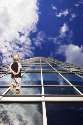 chaval y rascacielos Trabajar por Valores: El Camino Artesano