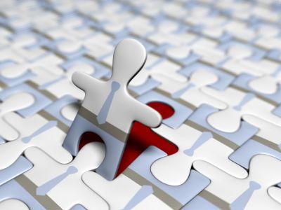 empleado pieza puzzle Adiós para siempre al Puesto de Trabajo
