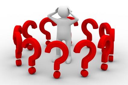 rodeado de interrogantes GTD: Qué Causa el Estrés y Cómo Evitarlo