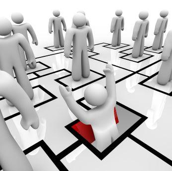 desapareciendo del organigrama2 Redes de Conocimiento: Vida después del Organigrama