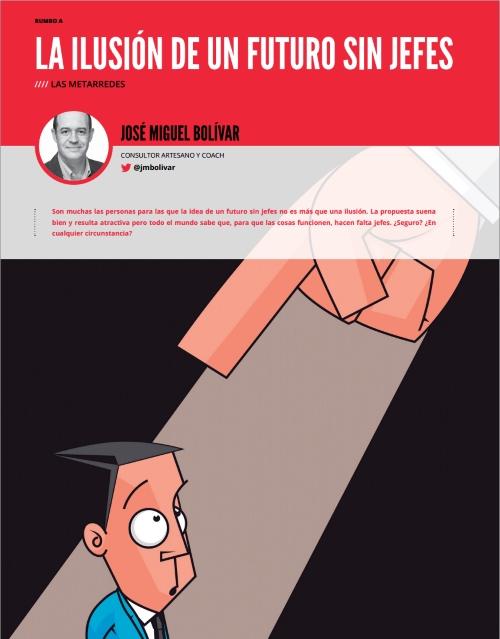 articulo2 leaners magazine La Ilusión de un Futuro sin Jefes