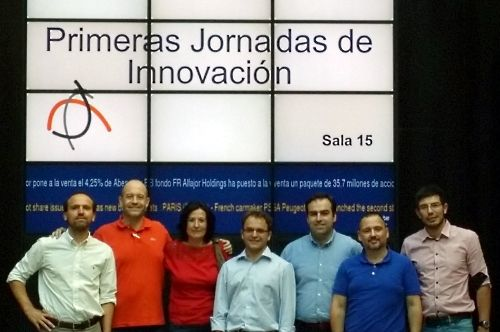 optimalab jornadas1 OPTIMA LAB: Una CoP que Innova en Productividad