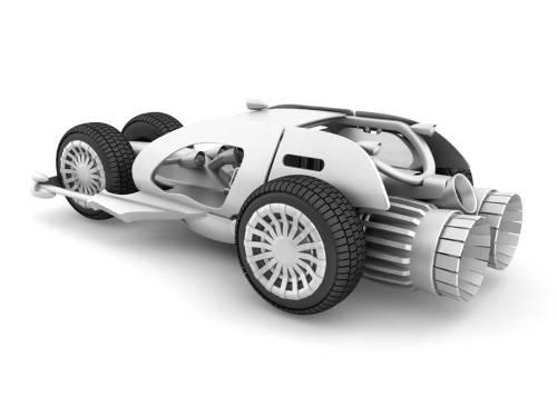 coche tuneado Categorías Organizativas en GTD: Personalizarlas